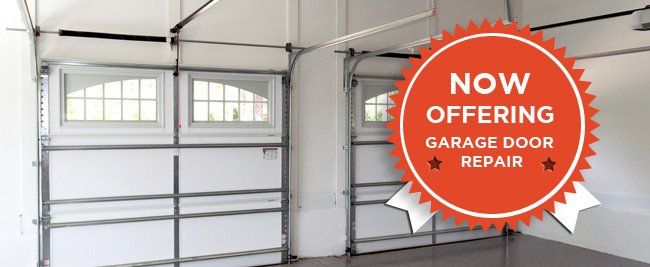 garage door repair services denver image