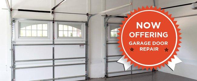 garage door repair services denver image